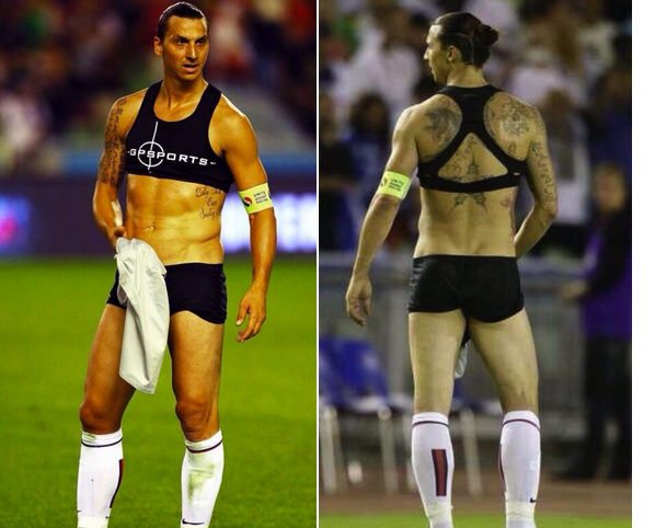 Why Do Soccer Players Wear Bras? The Secret Behind Soccer Bras