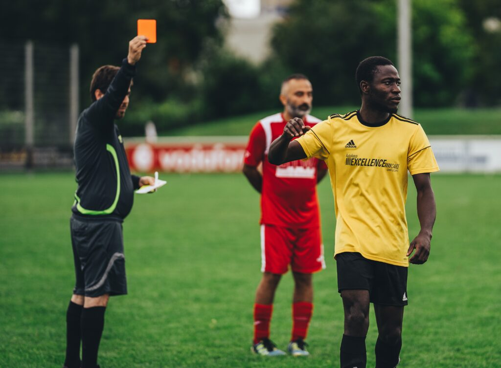 What Does a Yellow Card and Red Card Mean in Soccer? Cards & Situations Explained
